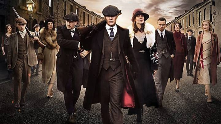 Peaky Blinders Named Best TV Show Of The Last Decade