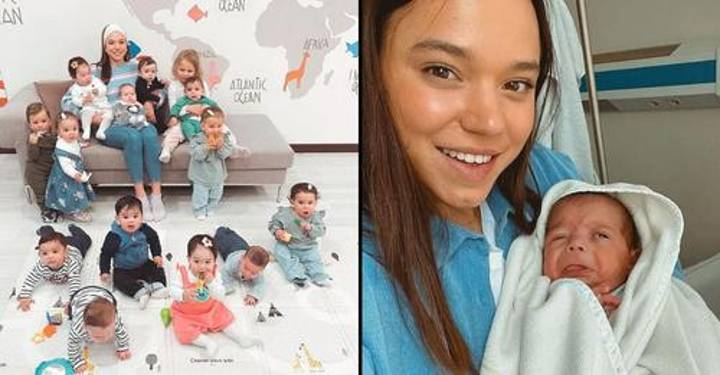 24-Year-Old Woman Has 22 Children And Wants To Have Even More