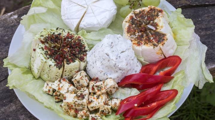 Study Estimates Britain Will Waste 2.2m Kilos Of Cheese This Christmas