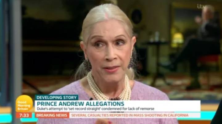 Lady Colin Campbell Says Soliciting Prostitution From A Minor Isn't Paedophilia
