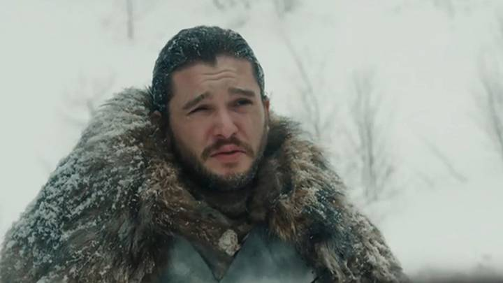 Game Of Thrones: Kit Harington Was A 'Sobbing Mess' After Filming The Final Scene
