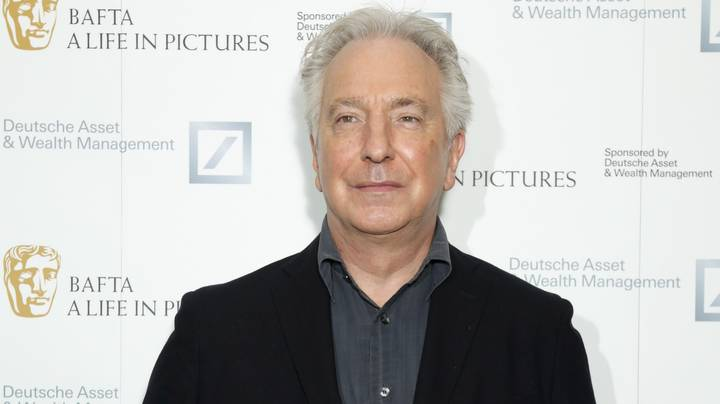 Alan Rickman's 25 Years Worth Of Handwritten Diaries Will Be Published As One Book