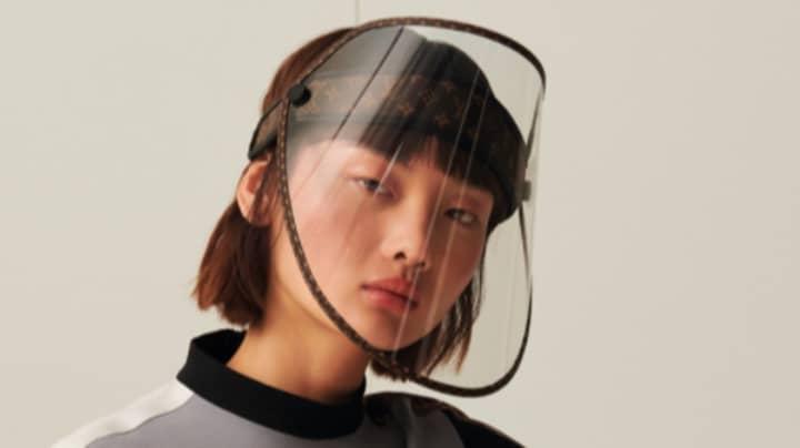 Louis Vuitton Is Launching A £750 Face Visor