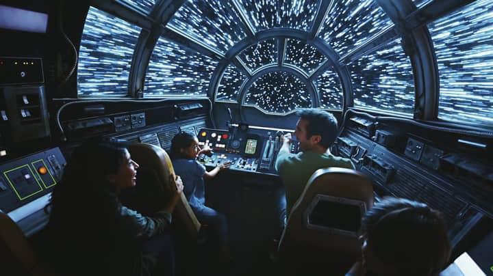 Take A Look Inside Disney's Epic Star Wars Theme Park