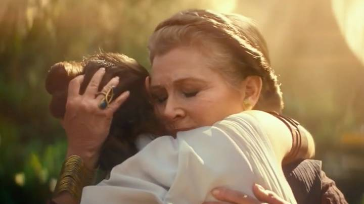 Final Star Wars: The Rise Of Skywalker Trailer Drops On Carrie Fisher's Birthday