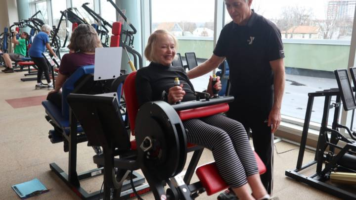 Legendary Harvard Scientist, 104, Thinks It May Be Time To Quit The Gym