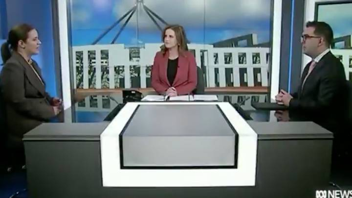 Aussie Politician Interrupts Female MP As She Was Speaking About Women Trying To Be Heard