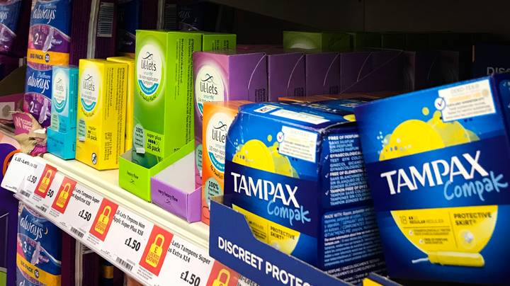 Scotland Set To Become First Country To Offer Free Sanitary Products To All Women
