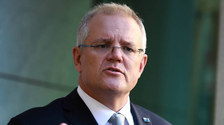 Scott Morrison Rejects Calls For Politicians To Take A Pay Cut After Cancelling Parliament Sitting