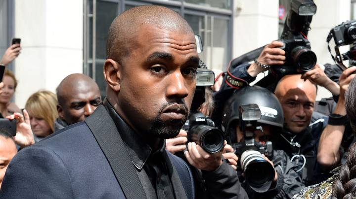 Kanye West Reacts As Jennifer Aniston Asks Followers Not To Vote For Him