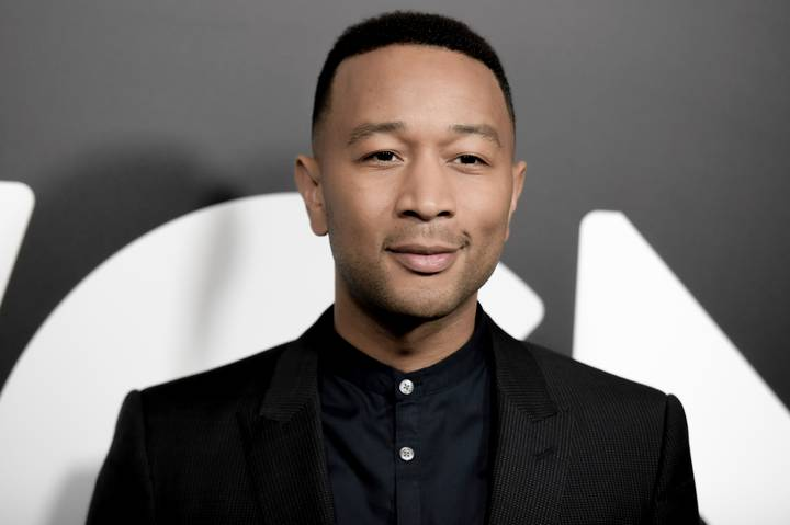 John Legend Speaks Out About President Trump's 'Muslim Ban'