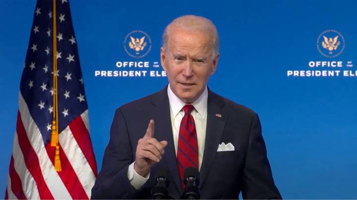 Joe Biden's Plans For His First Day In Office