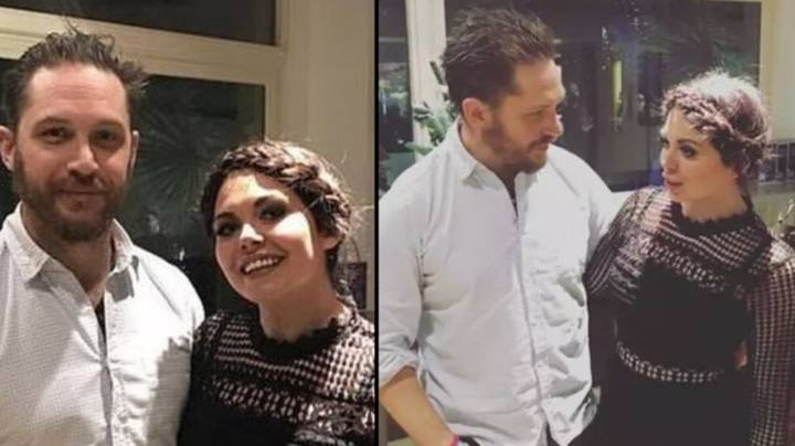 Scarlett Moffatt Explains Unlikely Friendship With Tom Hardy