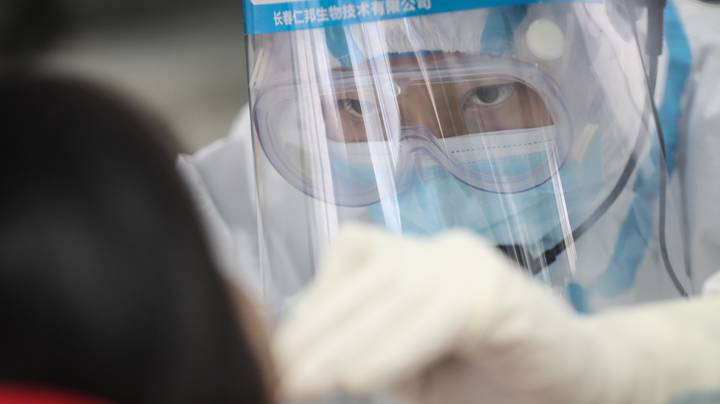 Japan Asks China To Stop Using Anal Swab Tests On Its Citizens
