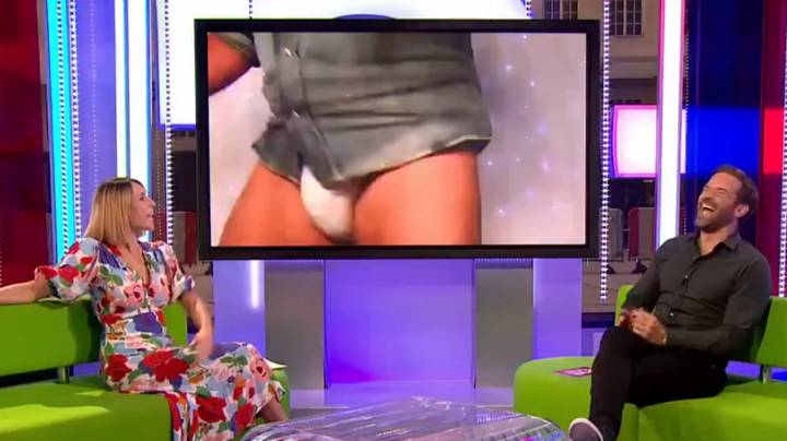 Paddy McGuinness Shocks One Show Viewers With Revealing Shot Of His Bulge