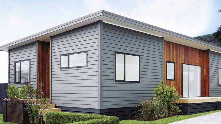 New Zealand Bunnings Has A Flat Pack Two Bedroom House That Costs Less Than $100,000