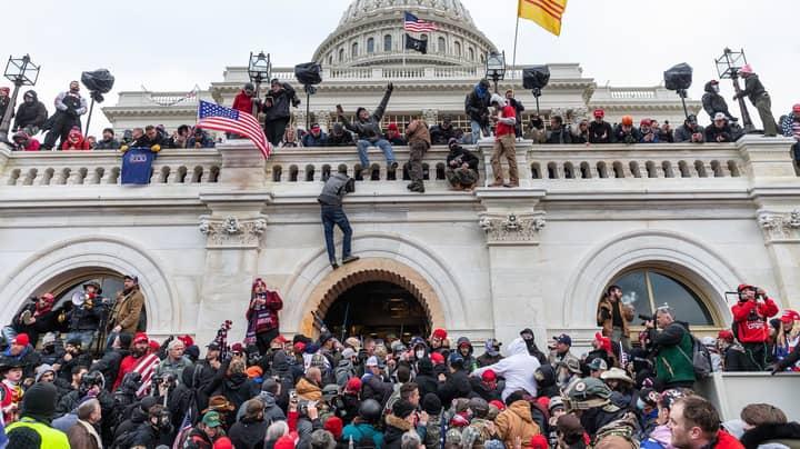 QAnon Conspiracy Theorists Claim Greta Thunberg Was Part Of Capitol Riots