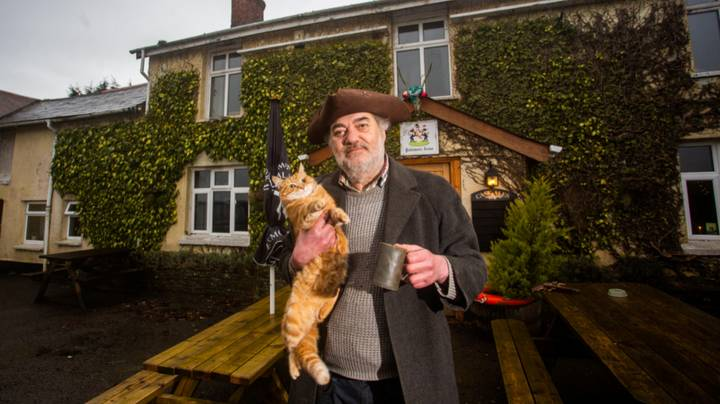 UK's Most Eccentric Pub Landlord On Life During Lockdown