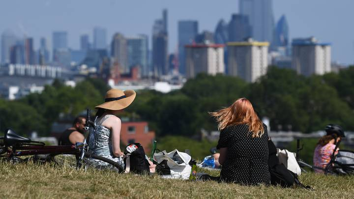 UK Set For Temperatures Hotter Than Ibiza At The Start Of Next Week