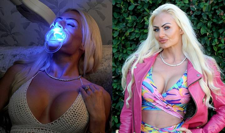 Woman Spent £100,000 On Surgery To Make Herself Look Like Barbie