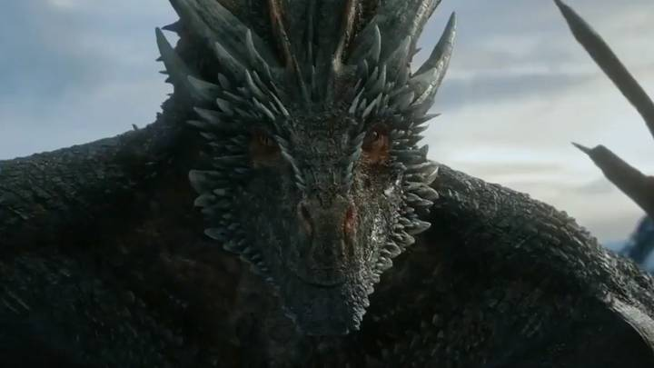 Game Of Thrones: Dragons Staring At Jon Snow Might Be Show's Funniest Moment Ever
