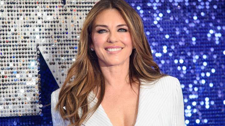 Liz Hurley Hits Back At Topless Photo Critics After Revealing It Wasn't Her Son Who Took It