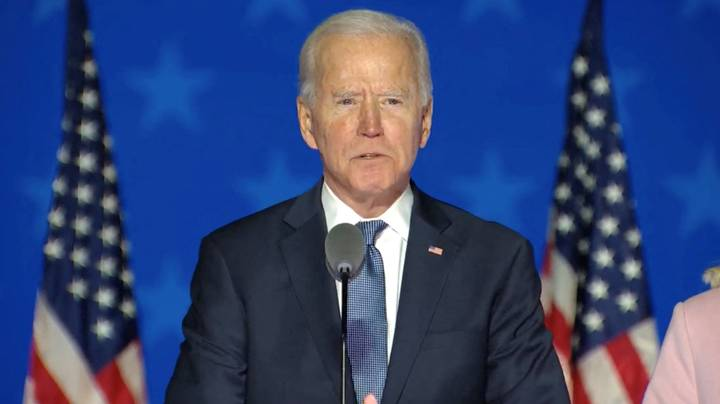Joe Biden Wins The Vote In Arizona With 52 Percent