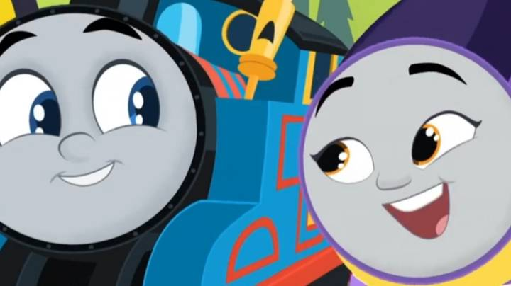 Parents Don't Like Thomas The Tank Engine's 'Awful' New Makeover