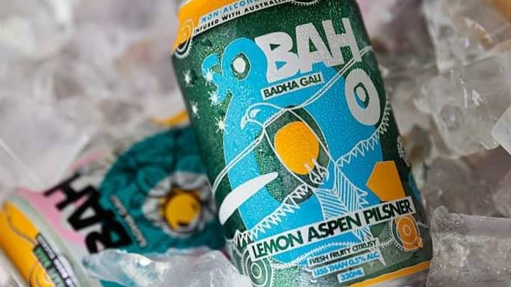 Sobah Beverages, Australia's First First Nations Owned Beer Business, Is Expanding