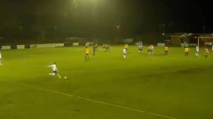 Fraudster Footballer Callum Saunders Caught After 45-Yard Goal Appears On Soccer AM