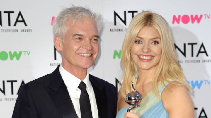 Holly Willoughby And Phillip Schofield Share Throwback To First Ever Day On 'This Morning'
