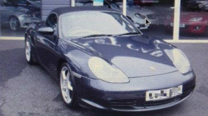 Mechanic Takes Porsche For A Spin After It Was Brought For A Service