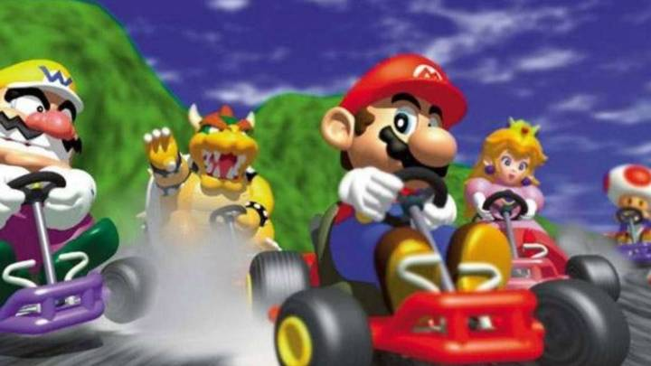 You Can Drive Through Tokyo Streets In A Go-Kart Dressed Like Super Mario Characters