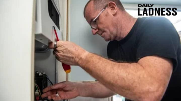 Plumber Who Didn't Charge Elderly Customer Raises £80,000