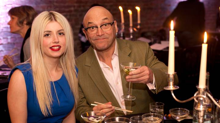 Gregg Wallace Puts Weight Loss Down To 'Early Nights' With Wife