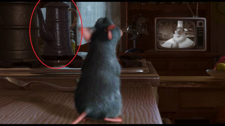 A Mind-Blowing 'Ratatouille' Fan Theory Has Been Doing The Rounds