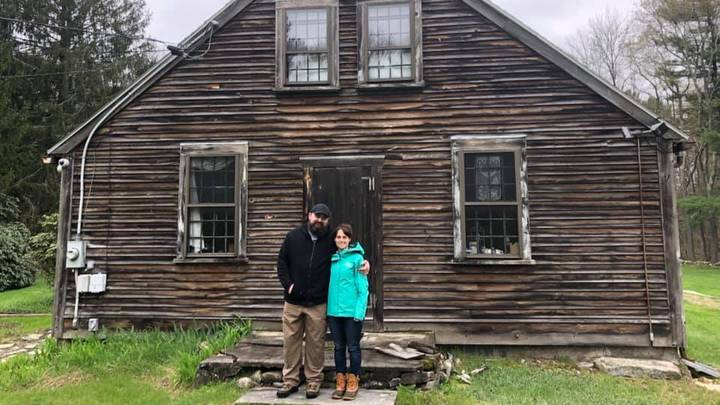 Couple Buy The House That Inspired The Conjuring