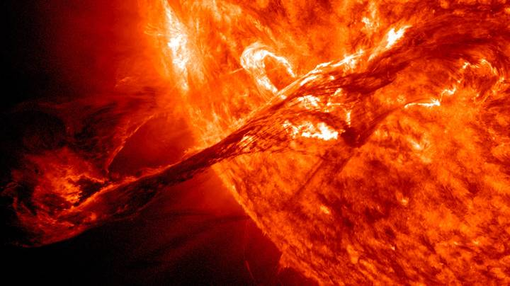 Supermassive Solar Storm Could Knock Out The Internet For Months