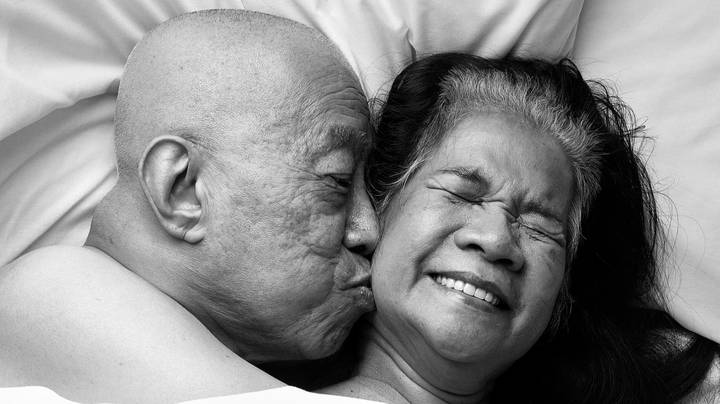Relate Charity Launches Campaign About The Joy Of Sex In Later Life