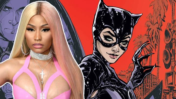 Nicki Minaj Up For Playing Catwoman In The New Batman Movie With Robert Pattinson