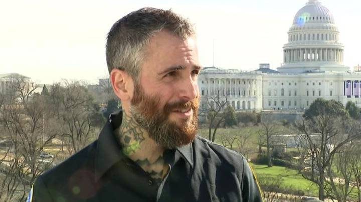 Officers Recalls Moment Capitol Rioters Called To 'Kill Him With His Own Gun'
