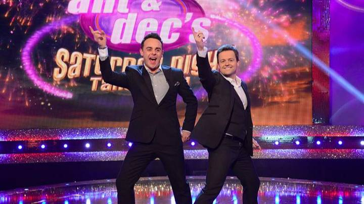 Ant And Dec Enjoy Making Mark Wahlberg 'Uncomfortable' On New Saturday Night Takeaway