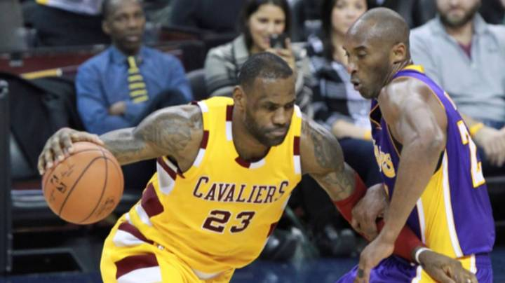Kobe Bryant's Final Social Media Post Congratulated LeBron James