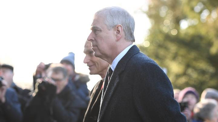 Prince Andrew Allegedly Served Papers In Virginia Giuffre Sexual Assault Case