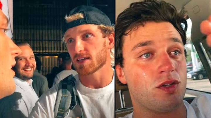 Guy Quits $100,000 Per Year Job To Work For Logan Paul But Gets Rejected