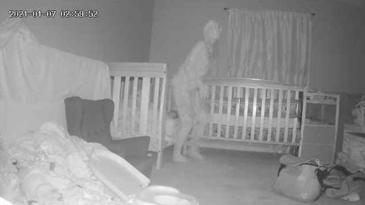Grandma Left Terrified After Seeing 'Demon' Standing Over Granddaughter's Bed