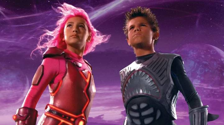 Sharkboy And Lavagirl Will Return As Superhero Parents In New Netflix Film