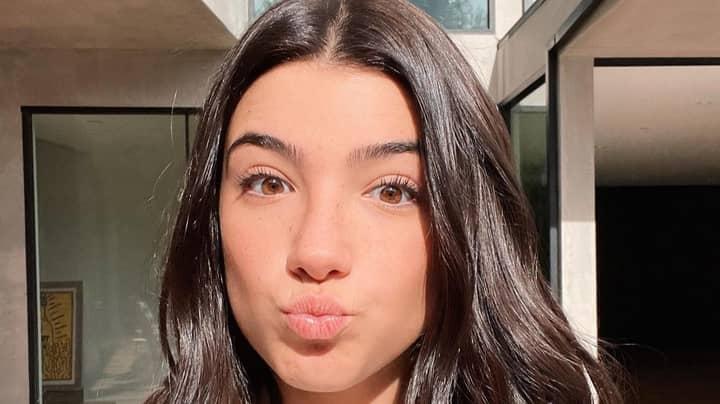 Charli D'Amelio Becomes First TikTok Creator To Reach 100 Million Followers