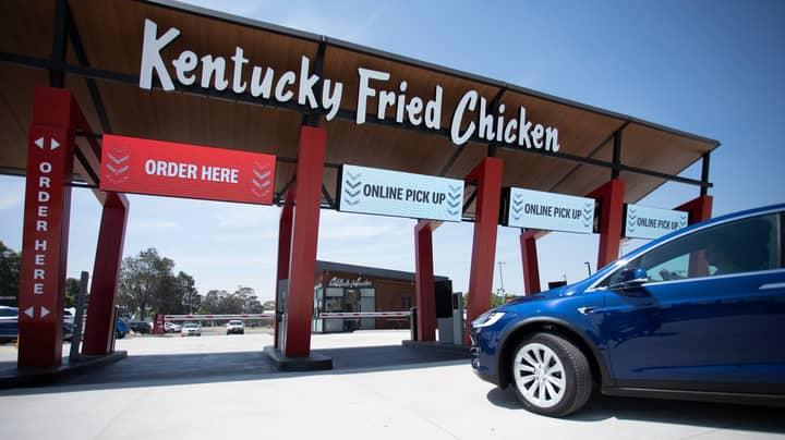 South Australia Is Copping The World's Second KFC High-Tech Drive Thru