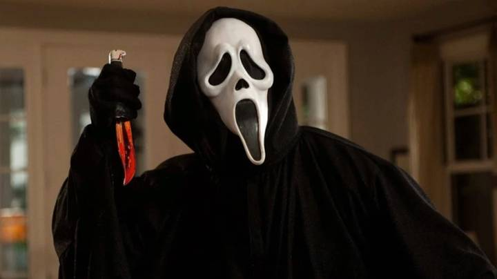 Even Cast Of Scream Didn't Know Who Was Behind Ghostface's Mask During Shoot